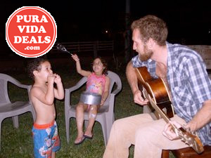 Playa Samara Music Lesson